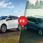 Comparison: 2018 Toyota RAV4 vs 2018 Ford Escape