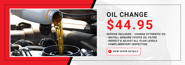 Longo Toyota Service >> Auto Service Specials and Coupons | Longo Toyota of Prosper