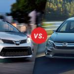 Comparison: 2018 Toyota Sienna vs 2018 Honda Odyssey