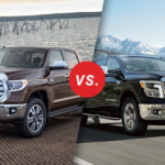 Comparison: 2018 Toyota Tundra vs 2018 Nissan Titan