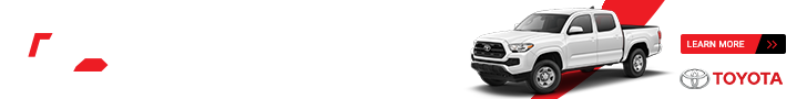 Tacoma Special Offer