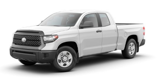2018 Toyota Tundra SR Double Cab