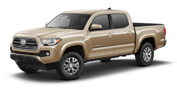 2018 Toyota Tacoma SR Double Cab Special Edition
