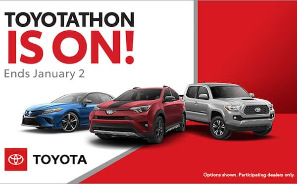 Toyotathon is On Mobile