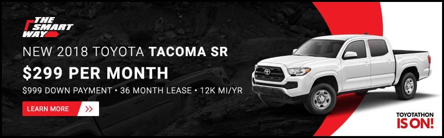 Tacoma Offer