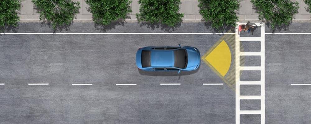 toyota safety sense pre-collision system