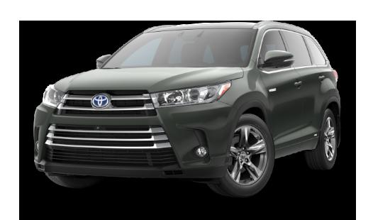 2019 Toyota Highlander Platinum
