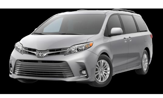 2019 Toyota Sienna XLE SE