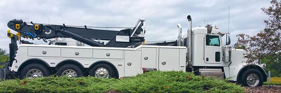 Heavy Duty Tow Trucks | Specifications & Info | Lynch ...