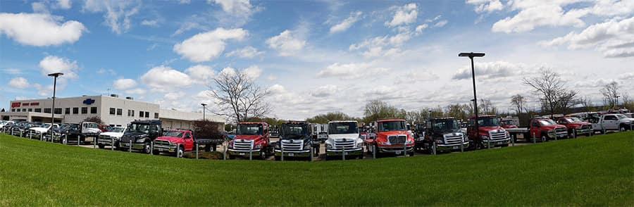 New & Used Heavy Duty & Medium Duty Tow Trucks & Wreckers