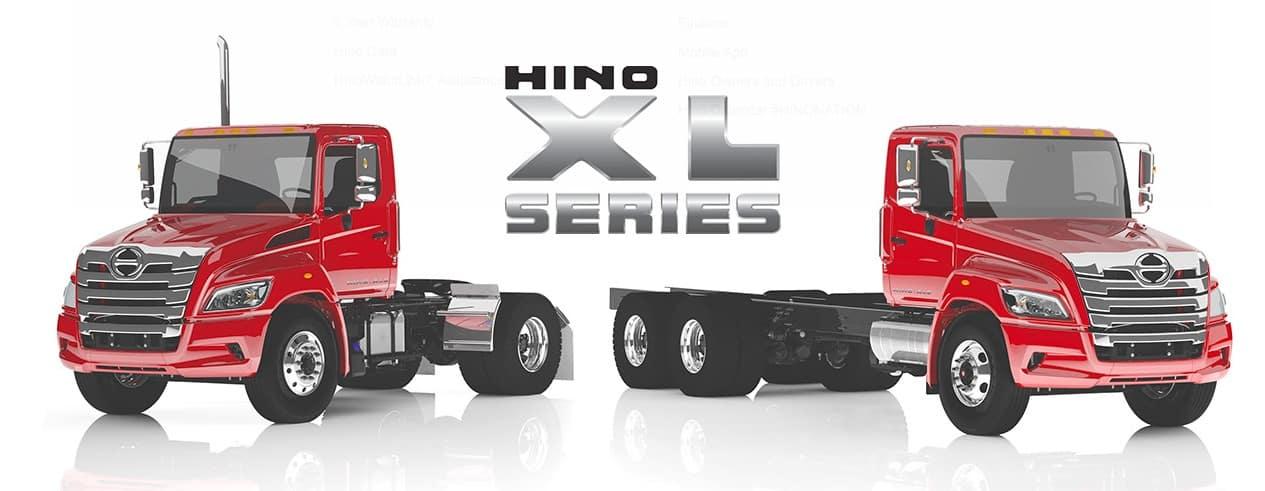 2018 Hino XL