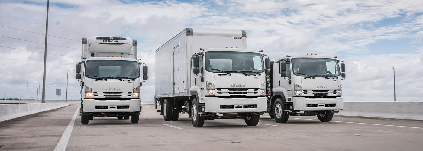 Isuzu FTR Commercial Trucks