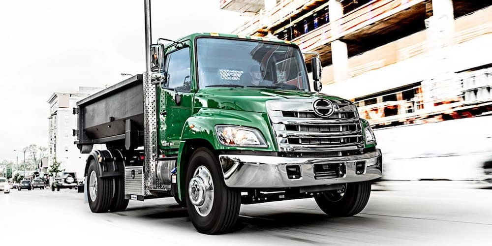 2020 Hino Truck Lineup Specs And Features Lynch Truck Center