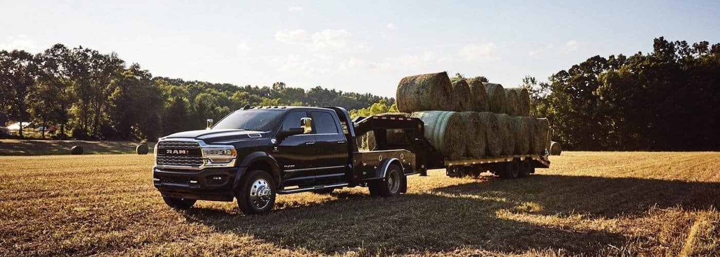 2020 RAM Chassis Cab in Field