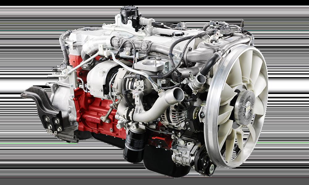 Hino J08E Engine
