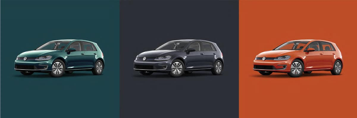 2018 eGolf from Maple VW