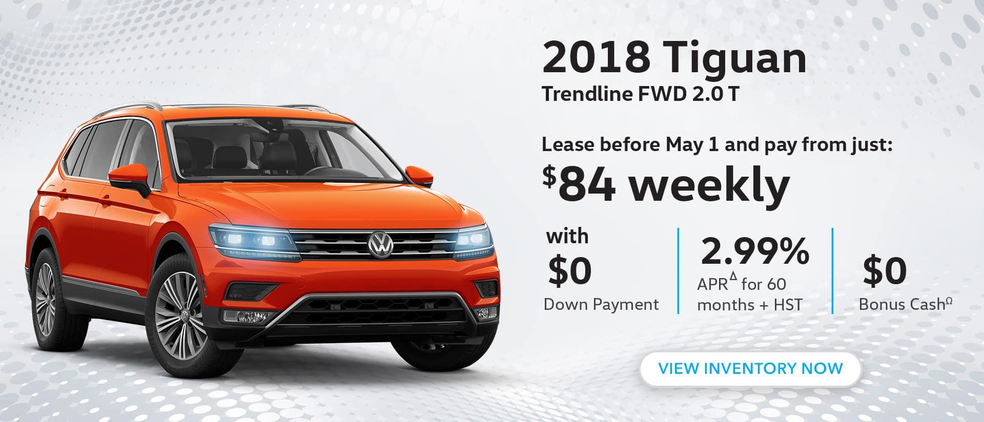 Maple VW Tiguan