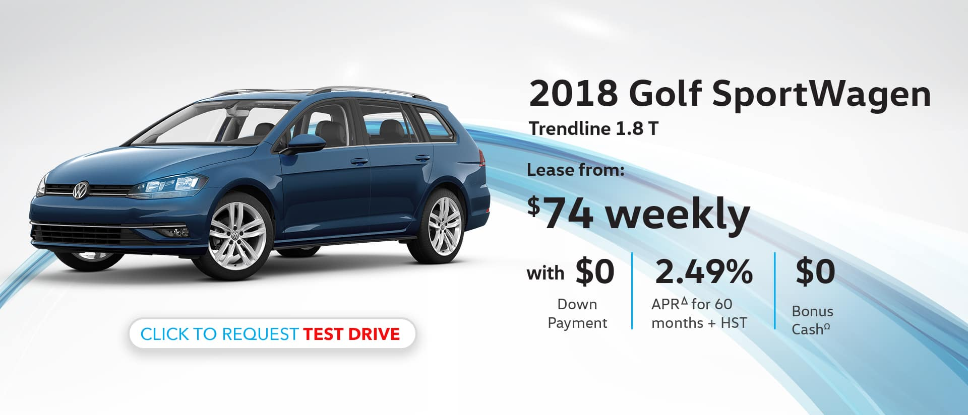 Maple Volkswagen 2018 Golf SportWagen