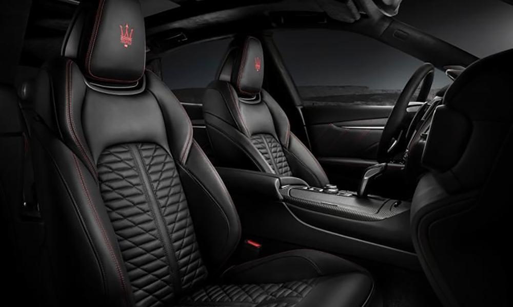 2019 Maserati Levante GTS Interior