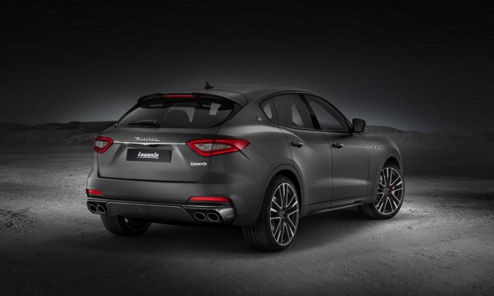 2019 Maserati Levante GTS Rear