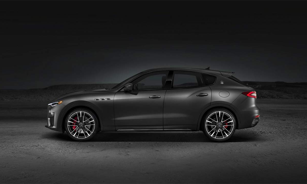 2020 Maserati Levante GTS Side Profile