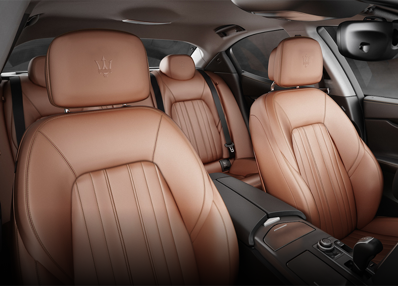 2019 Maserati Ghibli Interior