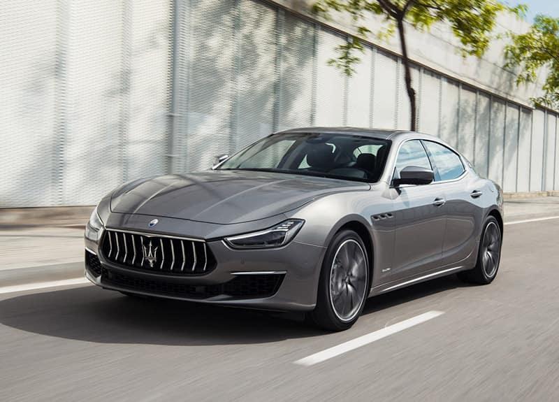 2019 Maserati Ghibli Styling