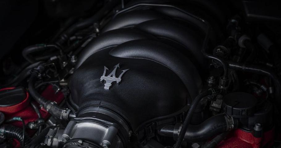 2019 Maserati GranTurismo Convertible 4.7L V8 Engine