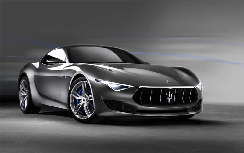Maserati Alfieri Exterior