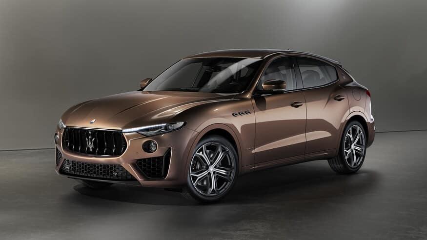 Maserati Levante Zegna Limited Edition