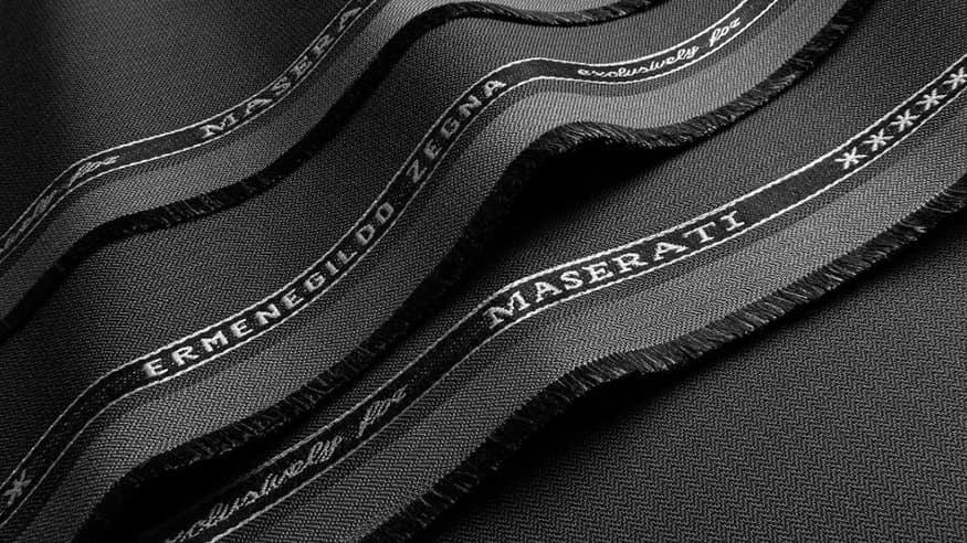 Maserati Zegna Limited Edition Interior