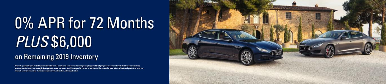 Maserati Finance Specials Louisville