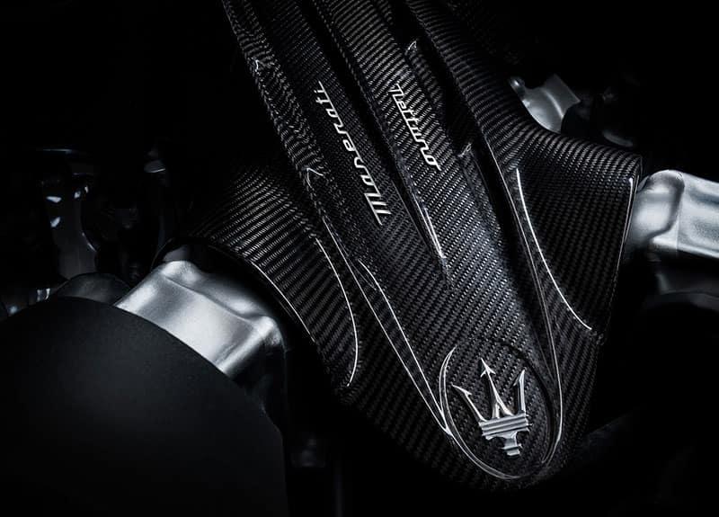 Maserati MC20 Nettuno Engine
