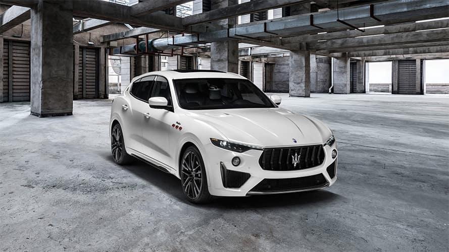Maserati SUV