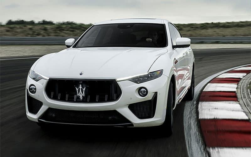 Maserati Levante Trofeo Exterior