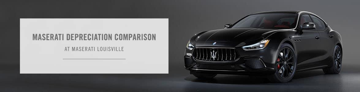 Do Maseratis Depreciate Too Quickly?   Maserati Louisville