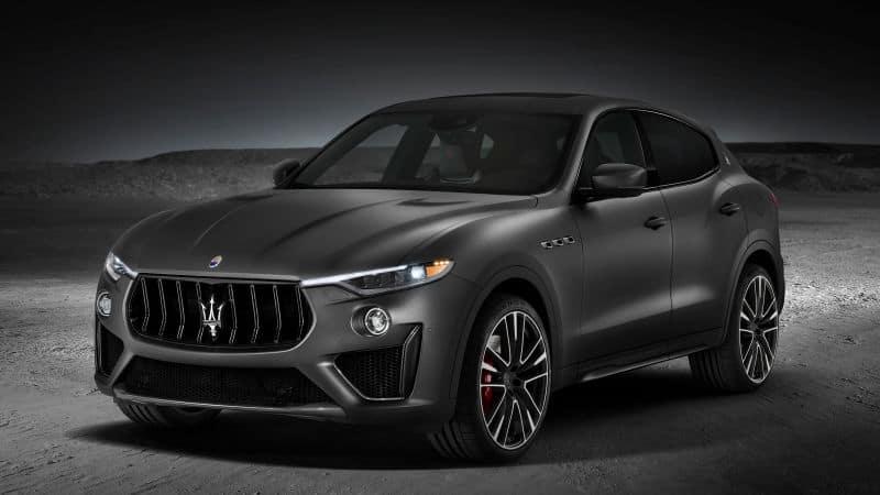 The Maserati Levante Trofeo
