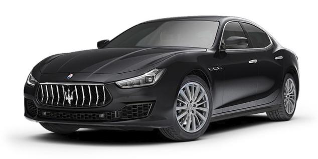 2019 Maserati Quattroporte vs Porsche Panamera