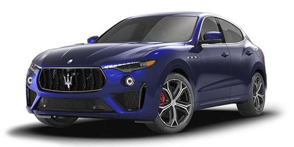 Maserati Levante GTS vs Porsche Cayenne Turbo