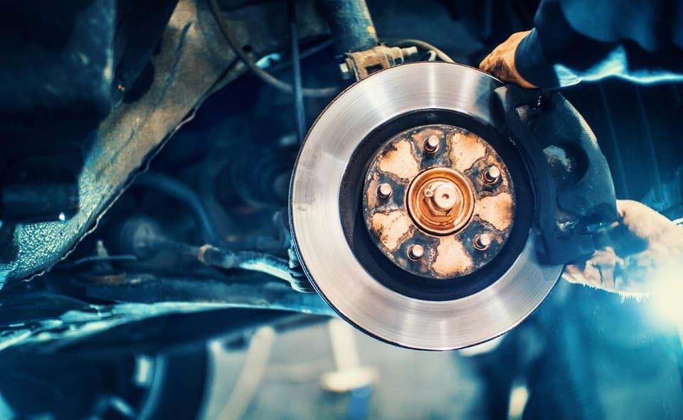 brake repair in Vienna VA
