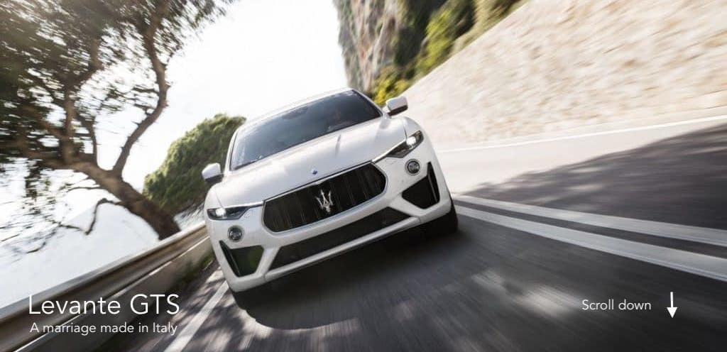 First Look - Maserati Levante GTS in Tysons