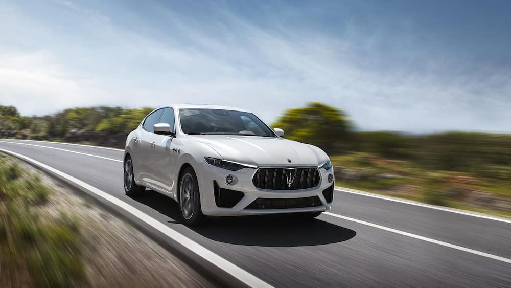 2018 Levante Drive and Speed