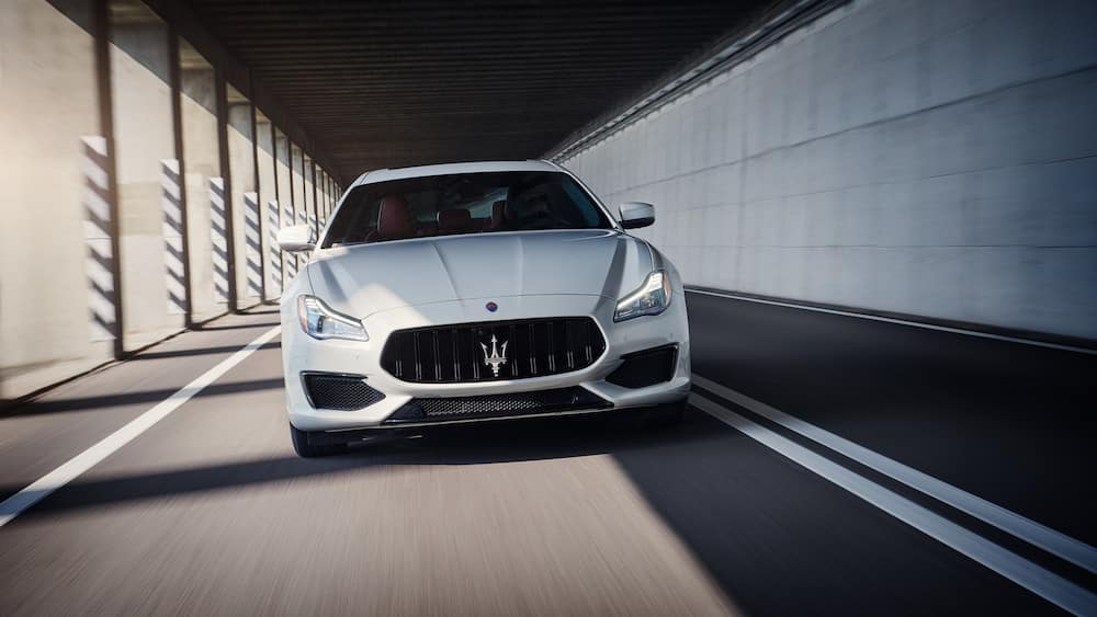 2018 Quattroporte Drive and Speed