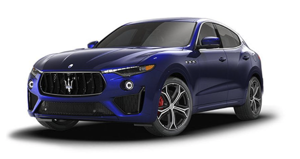 First Look - Maserati Levante GTS