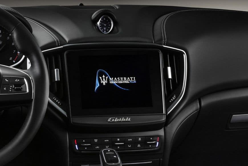 Maserati Ghibli Technology available in Tysons Corner VA