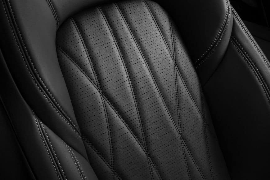 Maserati Ghibli interior available in Tysons VA