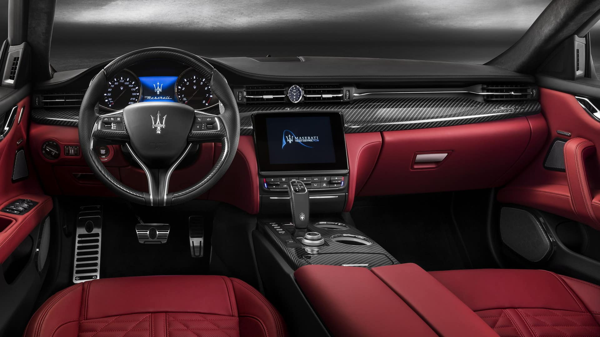 Maserati Quattroporte Technology available in Tysons Corner VA