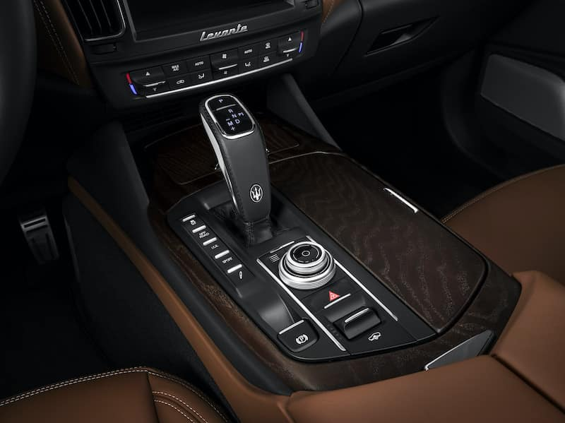 Maserati Levante interior available in Tysons VA