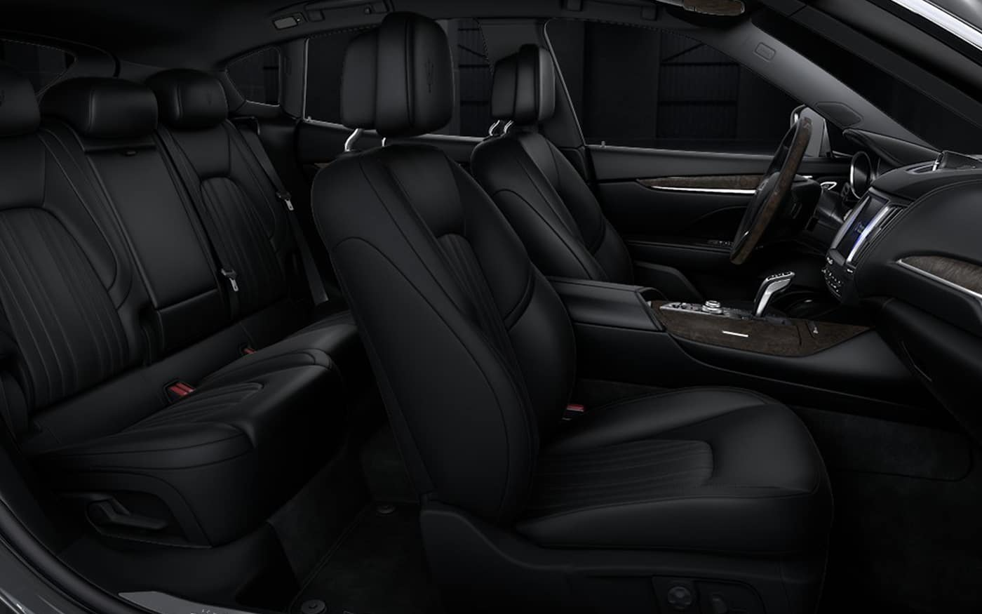 Maserati Levante interior available in Tysons VA