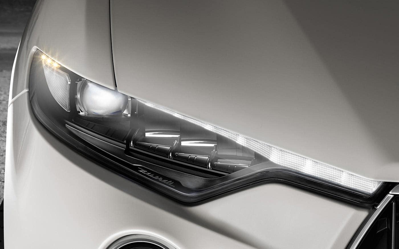 Maserati Levante performance